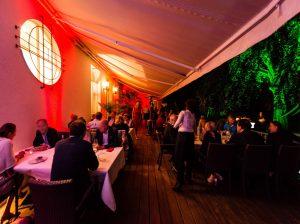 VILLA LEONHART-Eventlocation-Terrasse-Sommerfest