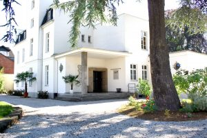 VILLA LEONHART-Eventlocation-Eingang