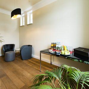 Der Pausenraum: Meet & Relax für bis zu 8 Personen