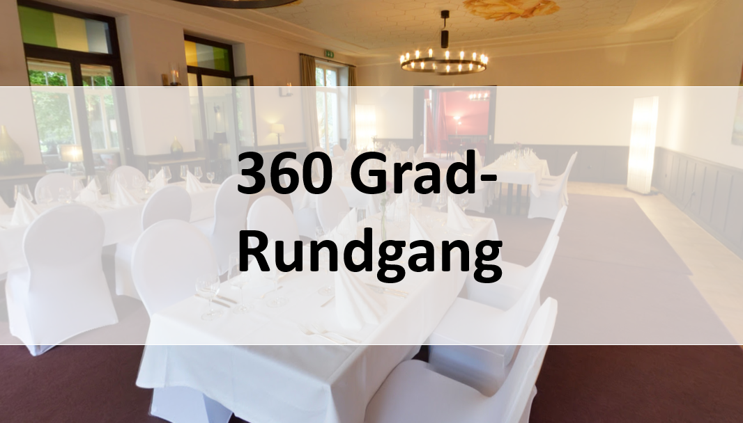 360 Grad Rundgang VILLA LEONHART, Eventlocation