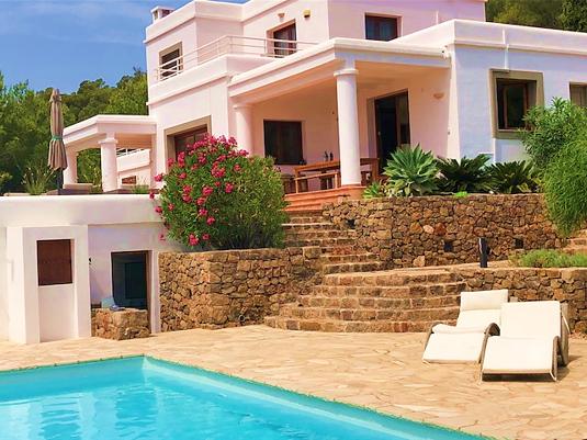 "Veranstaltungsort: Finca ""Vista de Gold"" auf Ibiza"