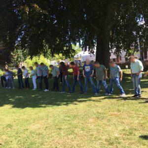 Teamgeist wecken und zusammenwachsen: Aktiv Tagen am Rhein