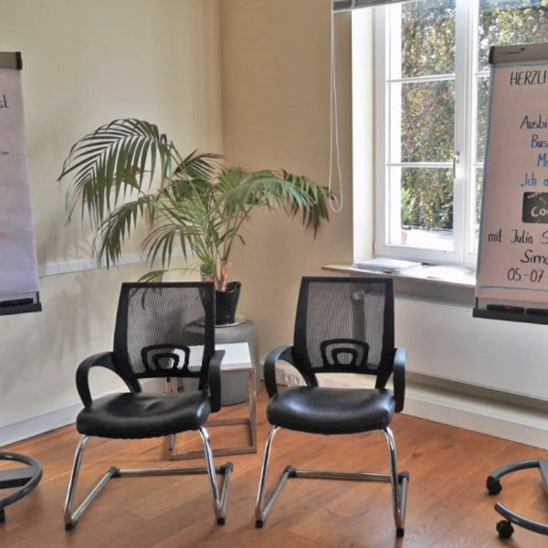 VILLA LEONHART Ausbildung Business Coach BDVT WCTC Modul 1