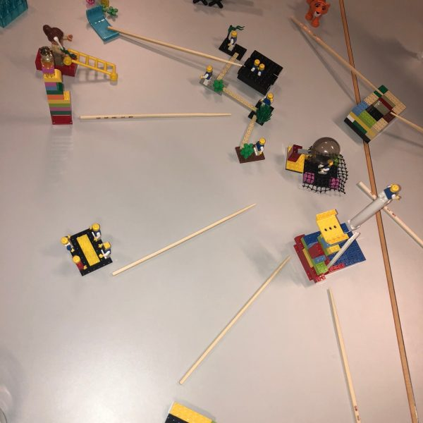 VILLA LEONHART Eventlocation, Lego Serious Play, WCTC-2