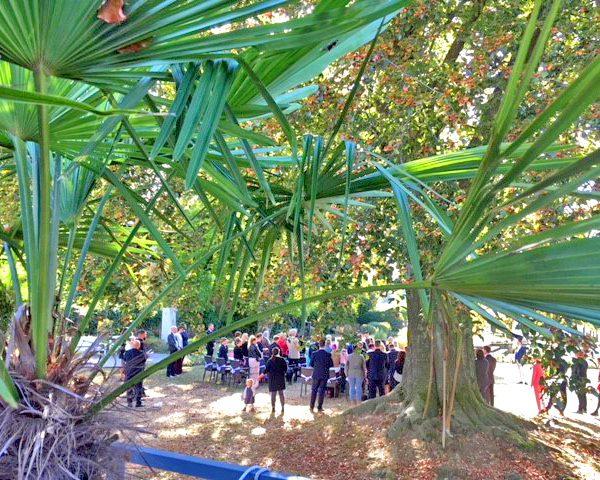 VILLA LEONHART, Eventlocation, Hochzeit, Park-1a