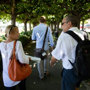 Die VILLA LEONHART beeindruckt beim MEET NRW SUMMIT am 27. Juni 2019 in Bonn