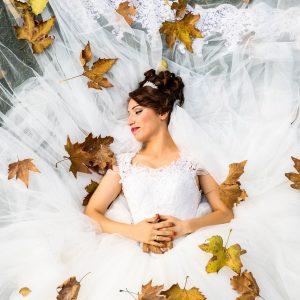 Hochzeit in der goldenen Jahreszeit: Warum das Heiraten im Herbst so besonders ist