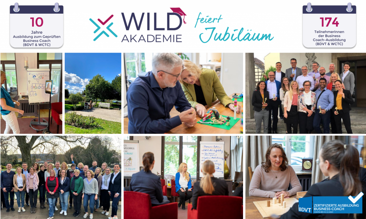 Wild Akademie BCA Jubiläum2