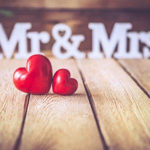 Hochzeitssaison 2021 mit Zuversicht erwartet