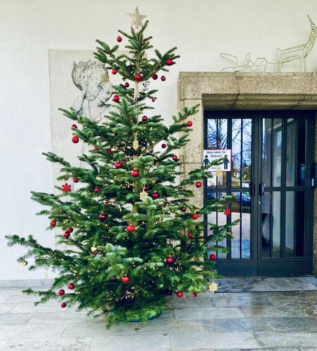 VILLA LEONHART, Eventlocation, Weihnachtsschmuck 2020-6